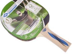 Ракетка для настольного тенниса 1 штука DONIC LEVEL 400 OVTCHAROV (древесина, резина)