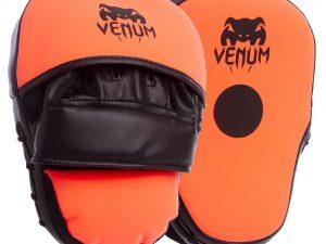 Лапа Изогнутая из PU (2шт) VNM ( р-р 25x19x7см, неон.оранжевый-черный)