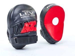 Лапа Изогнутая (2шт) Стрейч LEV UR (р-р 25x18x7см, цвета в ассортименте) - Цвет Красный