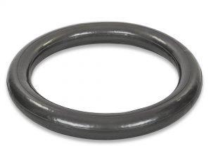 База надувная для фитбола d-58см (PVC, 800g, серый)