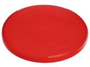 Тарелка летающая Фрисби (пластик, d-23,5см, цвета в ассортименте)