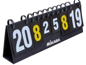 Табло перекидное для игр MIKASA (2х2, складное р-р см)