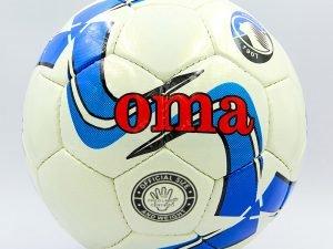 Мяч футбольный №5 SNAKE JM (№5, 5 сл., сшит вручную, цвета в ассортименте) (Replica)