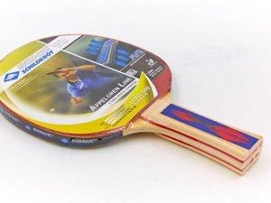 Ракетка для настольного тенниса 1 штука DNC МТ-500 728650 APPEL GREN 500 (древесина, резина) Replika