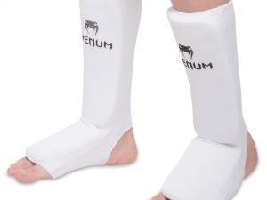 Защита голени и стопы чулочного типа VNM (полиэстер, р-р XXS-XL-4-18лет и старше, белый) - XXS (4-6лет)