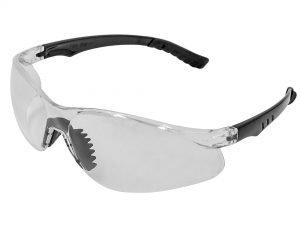 Очки спортивные (пластик, акрил, цвета в ассортименте) - Цвет Прозрачный