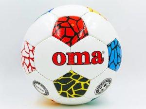 Мяч футбольный №5 JM JM-11-PU (№5, PU., сшит вручную) (Replica)
