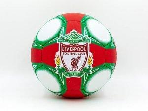 Мяч футбольный №5 Гриппи 5сл. LIVERPOOL (№5, 5 сл., сшит вручную)