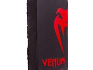 Макивара Прямая (1шт) FLEX VNM GIANT (поддержка для рук, р-р 40х18,5x9см, цвета в ассортименте) - Цвет Черный-красный