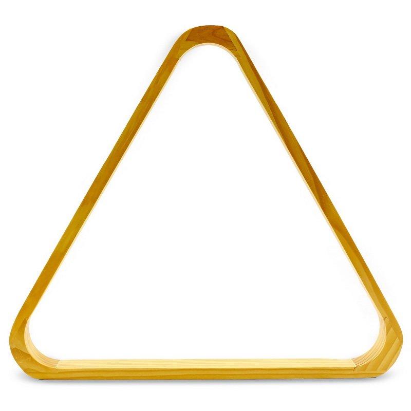 Треугольник для бильярда (дерево, диаметр шаров 57мм)