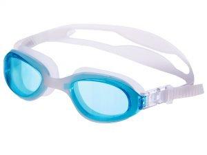 Очки для плавания (поликарбонат, силикон, цвета в ассортименте)