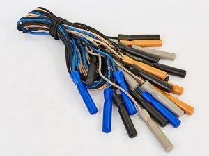 Скакалка скоростная с подшипником и нейлоновым жгутом (10шт в уп,цена за 1шт) (l-2,8м,d-5мм)
