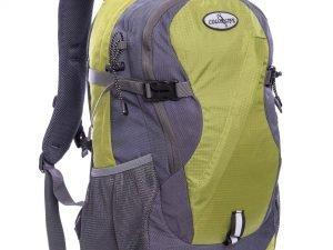 Рюкзак спортивный с жесткой спинкой COLOR LIFE V-26л (нейлон, р-р 42х26х12,5см, цвета в ассортименте) - Цвет Салатовый