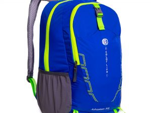 Рюкзак спортивный складной V-30л COLOR LIFE (нейлон, 47х30х19см, цвета в ассортименте) - Цвет Синий