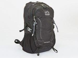 Рюкзак спортивный с жесткой спинкой COLOR LIFE V-25л (нейлон,р-р 44,5х27х17,5см, цвета в ассортименте) - Цвет Черный