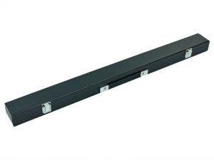 Футляр для кия-кейс (р-р 81x6x4см, PVC, полиэстер, черный)