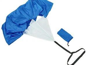 Парашют сопротивления для бега (PL, парашют l-95см) - Цвет Синий