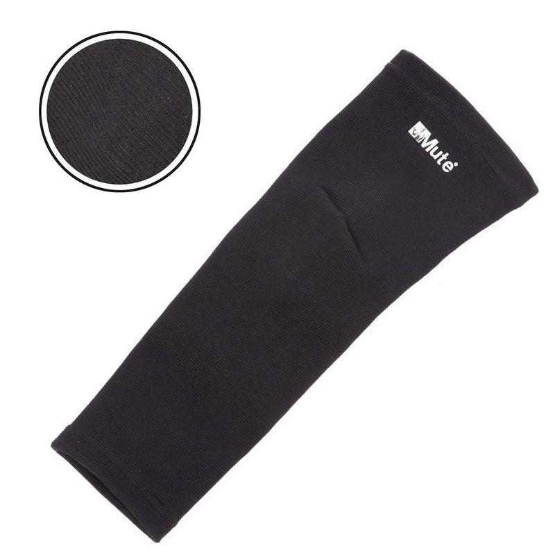 Налокотник эластичный (1шт) MUTE (неопрен, черный)