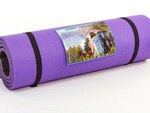 Коврик туристический (каремат) двухслойный 12мм SP-Planeta (пенополиэтилен, размер 1,8мх0,6мх1,2см, цвета в ассортименте)