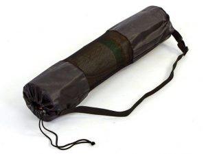 Чехол для йога коврика SP-Planeta (размер 16смх70см, оксфорд, черный)