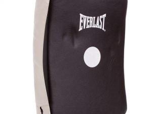 Макивара Изогнутая из PVC (1шт) ELAST (поддержка для рук, р-р 50x37x12см, цвета в ассортименте) - Цвет Белый